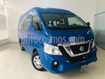 Foto venta Auto usado Nissan Urvan 15 Pas Amplia Aa Pack Seguridad (2018) color Azul precio $399,900