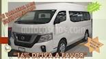 Foto venta Auto usado Nissan Urvan 4p Amplia L4/2.5 Man 15/Pas P/Seg (2018) color Blanco precio $399,000