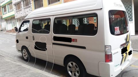Nissan Urvan 2.5L Techo Alto  usado (2021) color Blanco precio $60.000.000