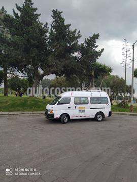 Nissan Urvan Panel 3.0L Di Larga Techo Alto usado (2013) color Blanco precio $66.000.000