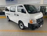 Foto venta Auto usado Nissan Urvan Diesel Larga 15 Pas 4P Ac (2011) color Blanco precio $184,900