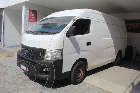 foto Nissan Urvan Panel Amplia usado (2017) color Blanco precio $335,000