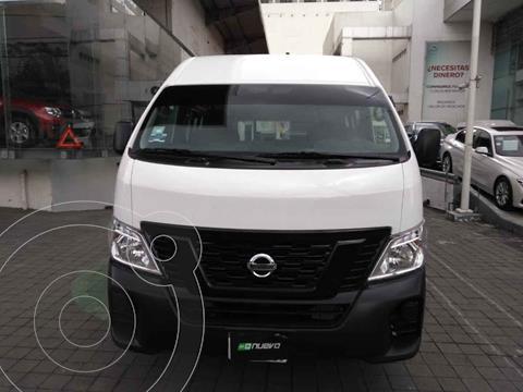 Nissan Urvan Panel Ventanas Amplia usado (2019) color Blanco precio $355,000