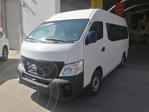 Nissan Urvan 15 Pas Amplia  usado (2019) color Blanco precio $380,000