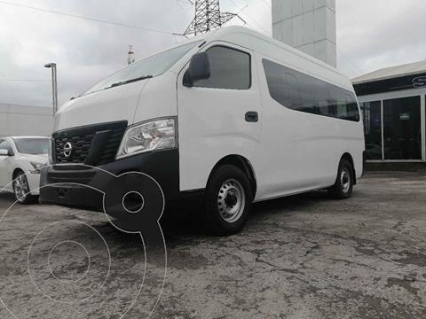 Nissan Urvan Panel Ventanas Amplia usado (2020) color Blanco precio $392,000