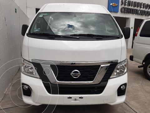 Nissan Urvan 15 Pas Amplia Aa usado (2020) color Blanco precio $529,900