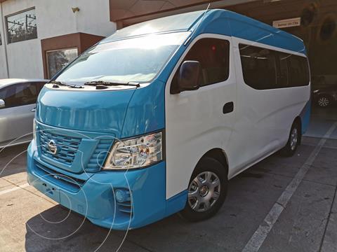 Nissan Urvan 15 Pas Amplia  usado (2019) color Blanco precio $400,000