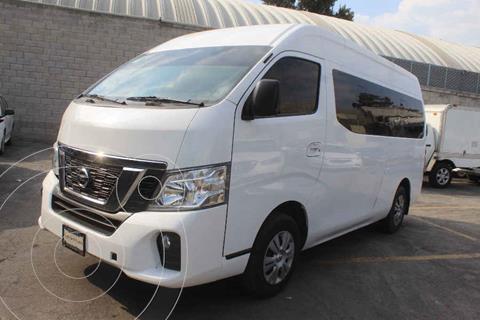 foto Nissan Urvan 15 Pas Amplia Pack Seguridad usado (2018) color Blanco precio $375,000