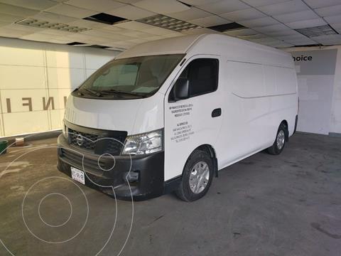 Nissan Urvan Panel Amplia Aa usado (2017) color Blanco precio $299,000
