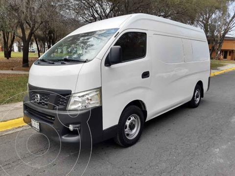 Nissan Urvan Panel Ventanas Amplia usado (2016) color Blanco precio $250,000