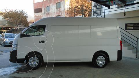 Nissan Urvan Panel Amplia Aa usado (2017) color Blanco precio $279,900