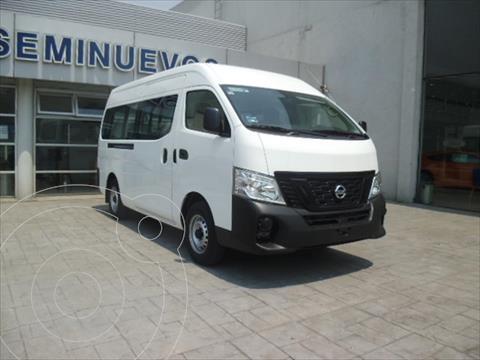 Nissan Urvan Panel Ventanas  usado (2021) color Blanco precio $436,000