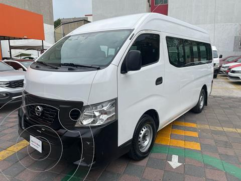 Nissan Urvan NV350 PANEL AMPLIA AA PAQ SEG  TM usado (2019) color Blanco precio $349,000
