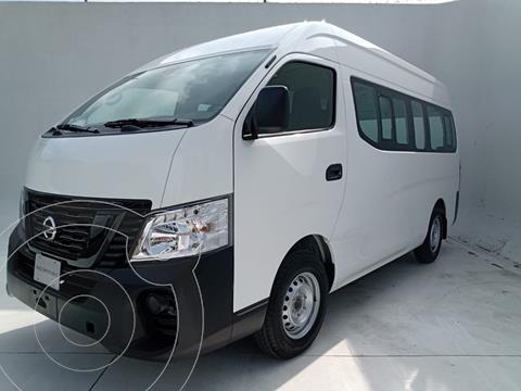 Nissan Urvan Panel Ventanas Amplia Pack Seguridad usado (2021) color Blanco precio $480,000