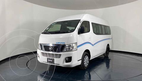 Nissan Urvan 12 Pas Ac usado (2017) color Blanco precio $369,999
