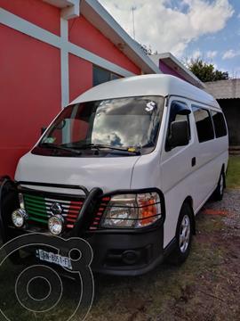 Nissan Urvan 15 Pas Amplia  usado (2009) color Blanco precio $139,000