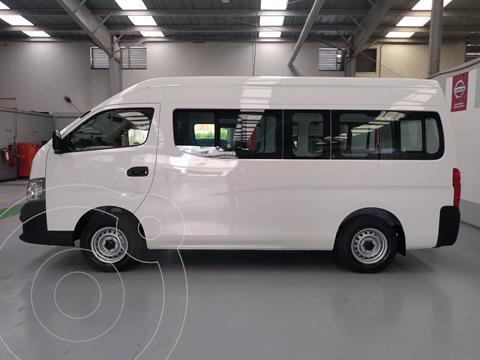 Nissan Urvan Panel Ventanas Amplia  usado (2021) color Blanco precio $479,000