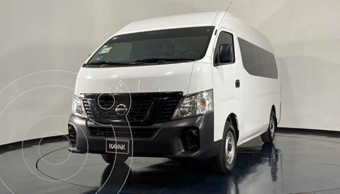 Nissan Urvan Panel Ventanas Amplia usado (2020) color Gris precio $394,999