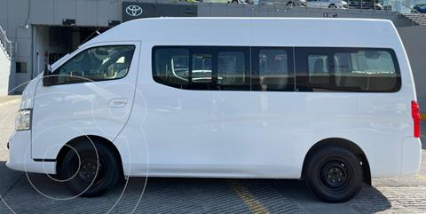 Nissan Urvan 15 Pas Amplia Aa Pack Seguridad usado (2019) color Blanco precio $460,000