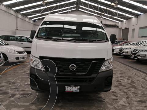 Nissan Urvan Panel Amplia  usado (2019) color Blanco precio $388,960