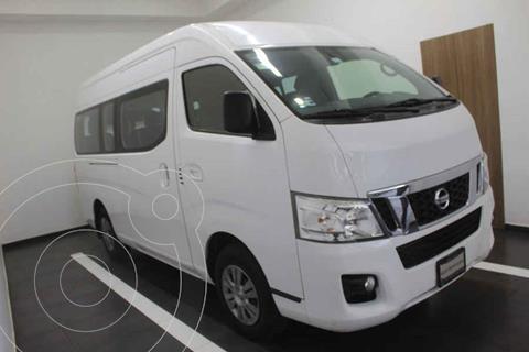 Nissan Urvan 12 Pas Ac usado (2016) color Blanco precio $310,000