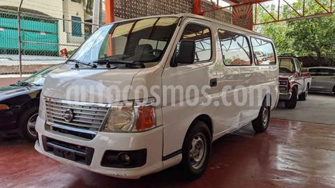 Nissan Urvan GX Larga 12 Pas Ac usado (2011) color Blanco precio $159,000