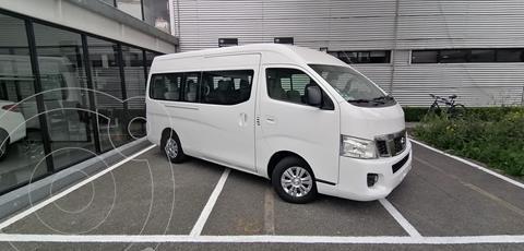 Nissan Urvan 12 Pas Pack Seguridad usado (2016) color Blanco precio $333,000