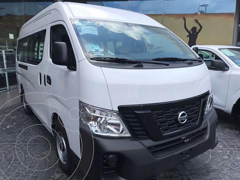 Nissan Urvan Panel Ventanas Amplia  usado (2021) color Blanco precio $460,000