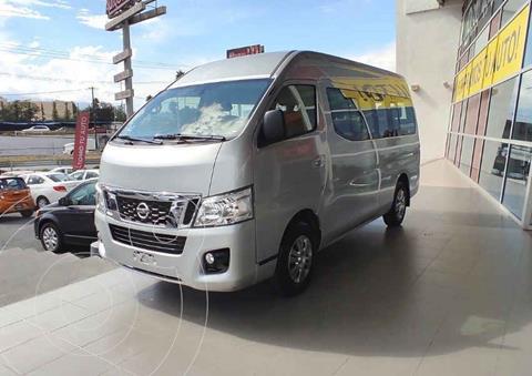 Nissan Urvan 12 Pas Ac usado (2017) color Plata precio $389,000