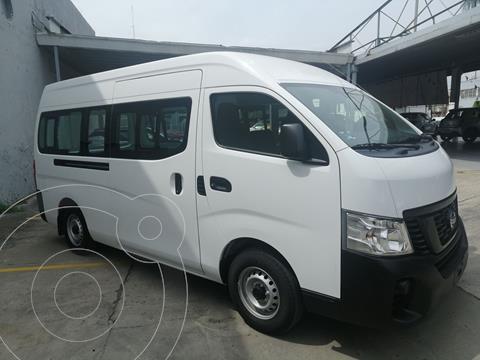 Nissan Urvan Panel Ventanas Amplia Pack Seguridad usado (2021) color Blanco precio $485,000