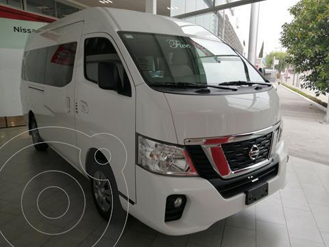 Nissan Urvan 15 Pas Amplia Aa Pack Seguridad usado (2019) color Blanco precio $435,000