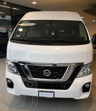 Nissan Urvan 15 Pas Amplia  usado (2020) color Blanco precio $469,900