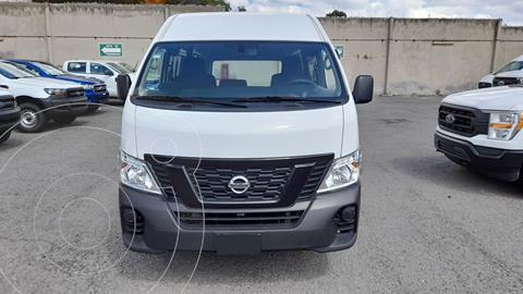 Nissan Urvan Panel Amplia usado (2018) color Blanco precio $345,000