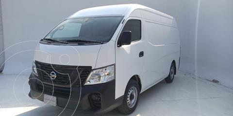 Nissan Urvan Panel Amplia Aa Pack Seguridad Die usado (2019) color Blanco precio $365,000