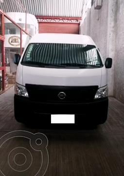 Nissan Urvan Panel Amplia  usado (2014) color Blanco precio $190,000