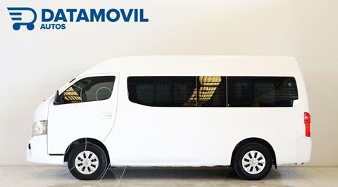 Nissan Urvan 15 Pas Amplia Aa usado (2019) color Blanco precio $435,000