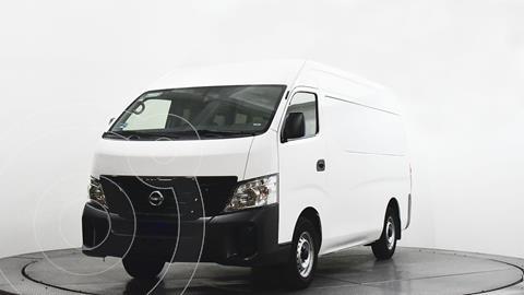 Nissan Urvan Panel Ventanas Amplia Pack Seguridad usado (2021) color Blanco precio $478,000