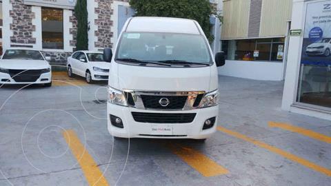 Nissan Urvan 12 Pas Ac usado (2017) color Blanco precio $335,000