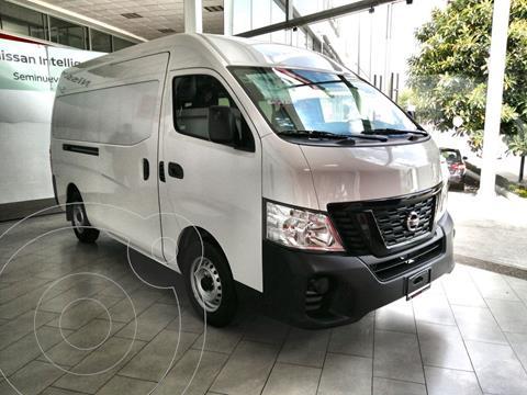 Nissan Urvan Panel Ventanas Amplia Pack Seguridad usado (2021) color Blanco precio $455,900