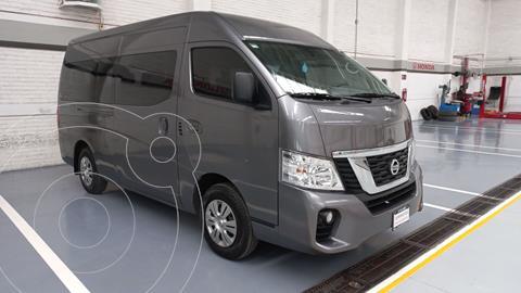 Nissan Urvan 15 Pas Amplia Aa usado (2020) color Gris Oscuro precio $537,000