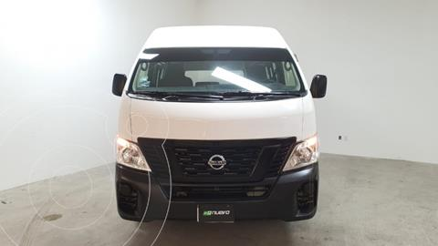 Nissan Urvan PNL 4 VTAS AMP  usado (2019) color Blanco precio $355,000