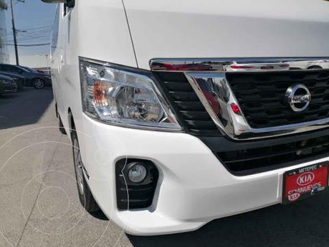 Nissan Urvan 15 Pas Amplia Aa usado (2020) color Blanco precio $469,900