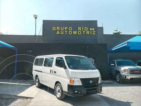 Nissan Urvan DX Panel Larga usado (2012) color Blanco precio $205,000