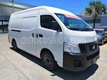 Foto venta Auto usado Nissan Urvan Panel Ventanas (2014) color Blanco precio $198,000