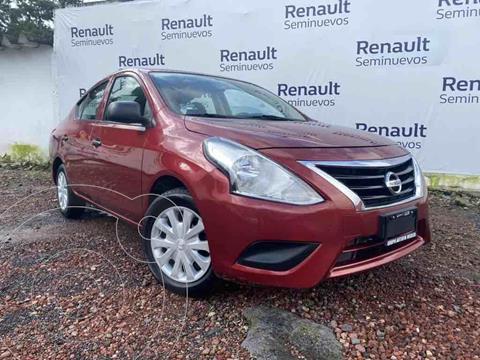 Nissan V-Drive 1.6L usado (2020) color Rojo precio $192,000
