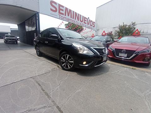 Nissan V-Drive 1.6L usado (2019) color Negro precio $269,800