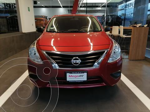 Nissan V-Drive 1.6L usado (2020) color Rojo precio $215,000