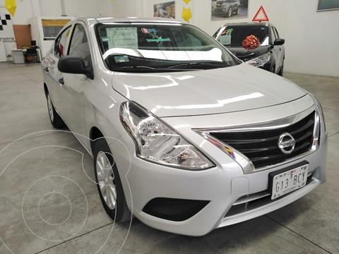 Nissan V-Drive 1.6L usado (2019) color Plata precio $165,000
