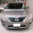 Foto venta Auto usado Nissan Versa  1.6L Advance Aut (2014) color Gris precio u$s9,300