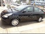 Foto venta Auto usado Nissan Versa  1.6L Drive  color Negro precio $11,000